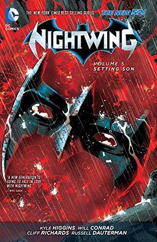 DC - Nightwing (New 52) Vol 5 Setting Son TPB