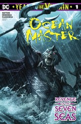DC - Ocean Master Year Of The Villain # 1