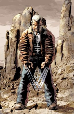Old Man Logan # 50 Deodato Variant
