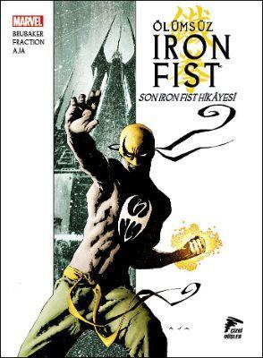 Ölümsüz Iron Fist Cilt 1 Son Iron Fist Hikayesi