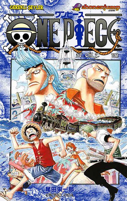 Gerekli Şeyler - One Piece Cilt 37 Tom