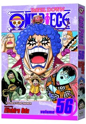 VIZ - One Piece Vol 56 TPB
