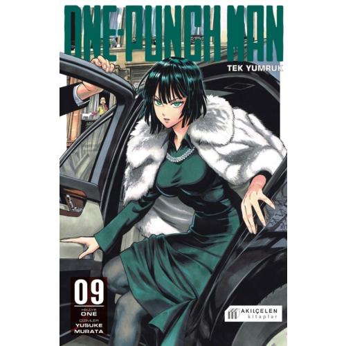 Akılçelen - One Punch Man - Tek Yumruk Cilt 9