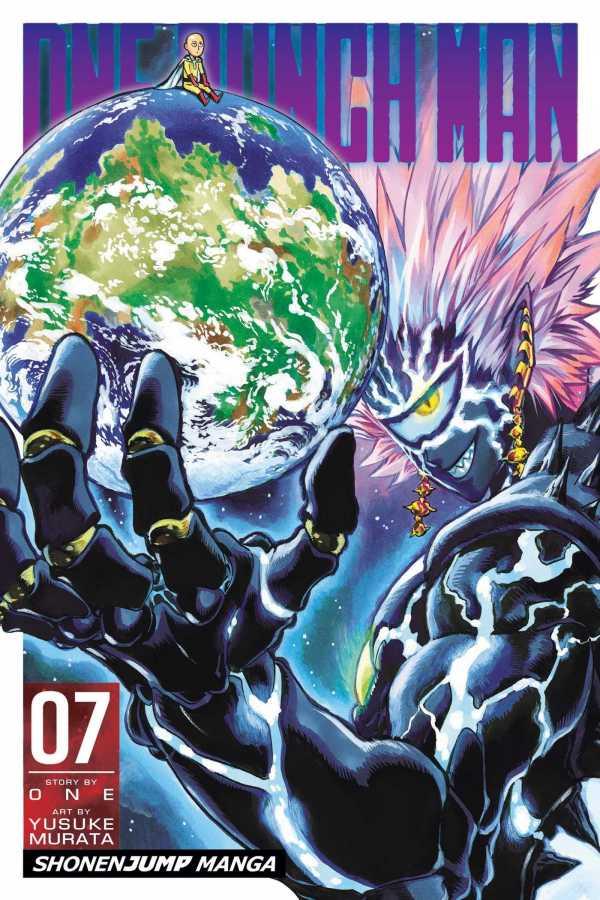 VIZ - One Punch Man Vol 7 TPB
