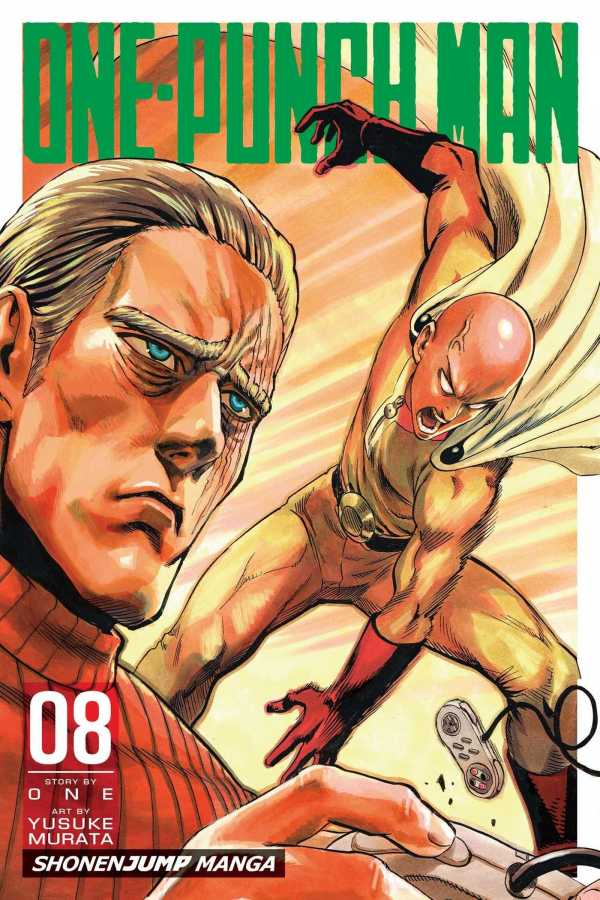 VIZ - One Punch Man Vol 8 TPB
