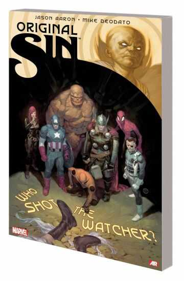 Marvel - Original Sin TPB