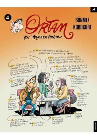 Karakarga - Ortam En Temaşa Adam Cilt 4