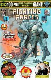 DC - Our Fighting Forces Giant # 1