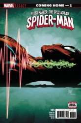 Marvel - Peter Parker Spectacular Spider-Man # 306
