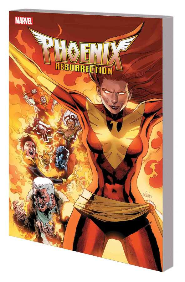 Marvel - Phoenix Resurrection Return Of Jean Grey TPB