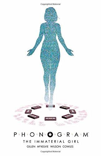 Image - Phonogram Vol 3 The İmmaterial Girl TPB