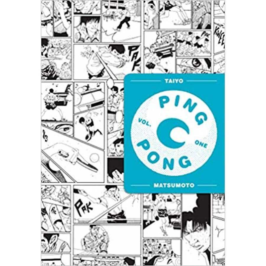 - PING PONG VOL 1 MATSUMOTO
