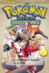 VIZ - Pokemon Adventures Vol 11 Gold Silver_Kopya(1)