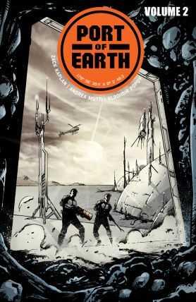 Image - Port Of Earth Vol 2 TPB