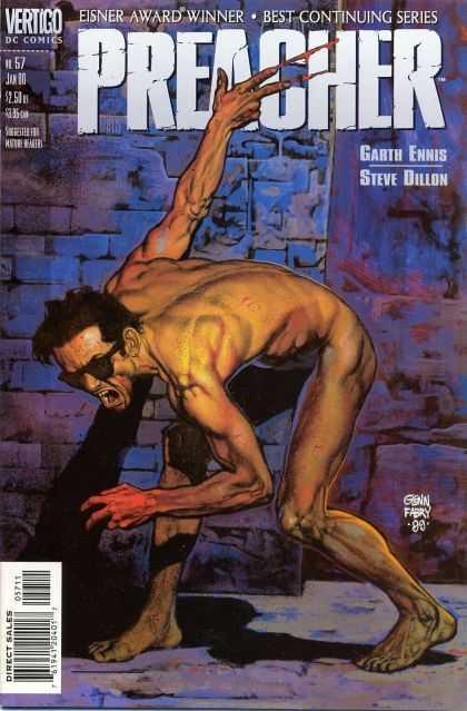 Vertigo - Preacher # 57