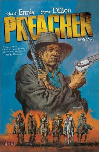 Vertigo - Preacher Book Three TPB