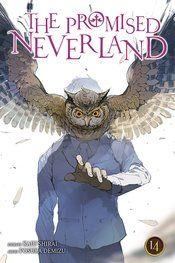 Promised Neverland Vol 14 TPB