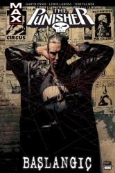 Marmara Çizgi - Punisher Max Cilt 1 Başlangıç