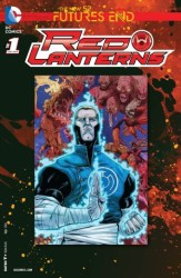 DC - Red Lanterns Futures End # 1