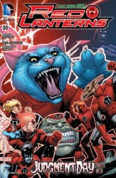 DC - Red Lanterns (New 52) # 30