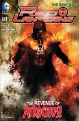 DC - Red Lanterns (New 52) # 32