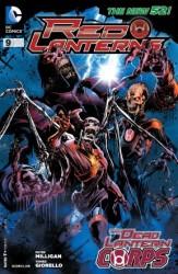 DC - Red Lanterns (New 52) # 9