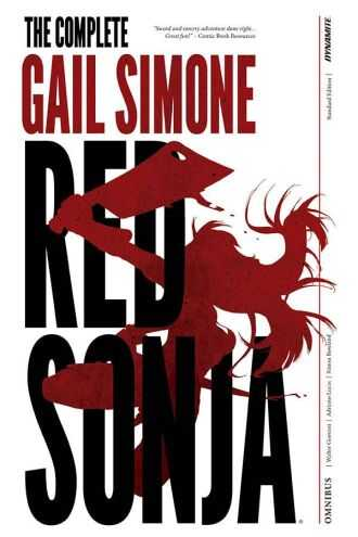 Dynamite - Red Sonja Complete Gail Simone Oversized HC