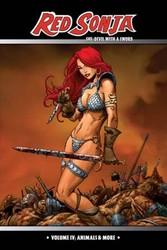 Dynamite - Red Sonja She-Devil Vol 4 Animals & More TPB