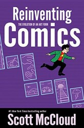 Morrow - Reinventing Comics The Evolution Of An Art Form TPB