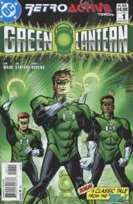 DC - Retroactive Green Lantern 1980s # 1