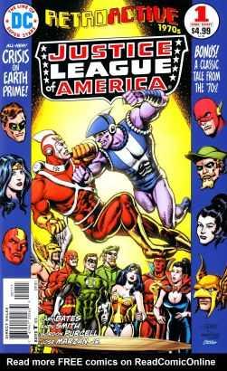 DC - Retroactive Justice League America 1970s # 1