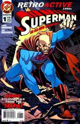 DC - Retroactive Superman 1990s # 1