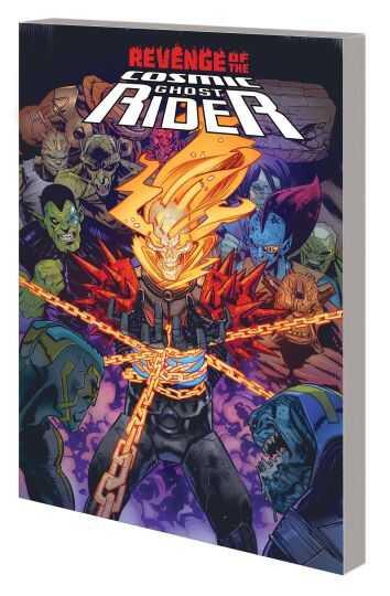 Marvel - Revenge Of The Cosmic Ghost Rider TPB