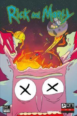 Rick and Morty Sayı 12