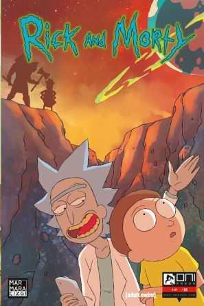 Rick and Morty Sayı 16