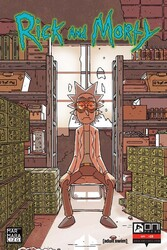 Marmara Çizgi - Rick and Morty Sayı 19