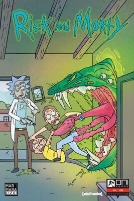 Rick and Morty Sayı 21