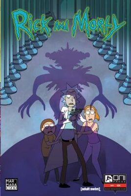 Rick and Morty Sayı 24