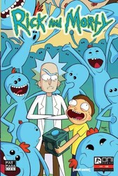 Marmara Çizgi - Rick and Morty Sayı 26