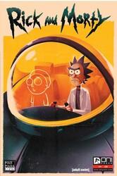 Marmara Çizgi - Rick and Morty Sayı 29