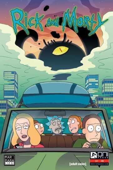 Rick and Morty Sayı 31