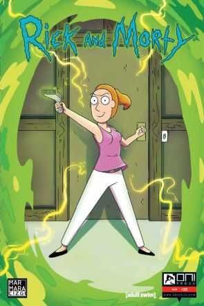 Rick and Morty Sayı 33