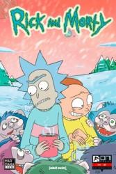 Marmara Çizgi - Rick and Morty Sayı 8