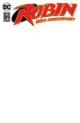 - Robin 80th Anniversary 100 Page Super Spectacular # 1 Blank Variant