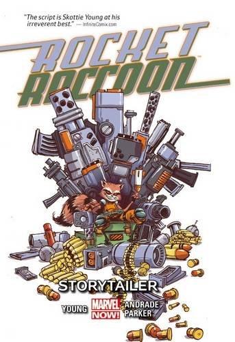 Marvel - Rocket Raccoon Vol 2 Storytailer TPB