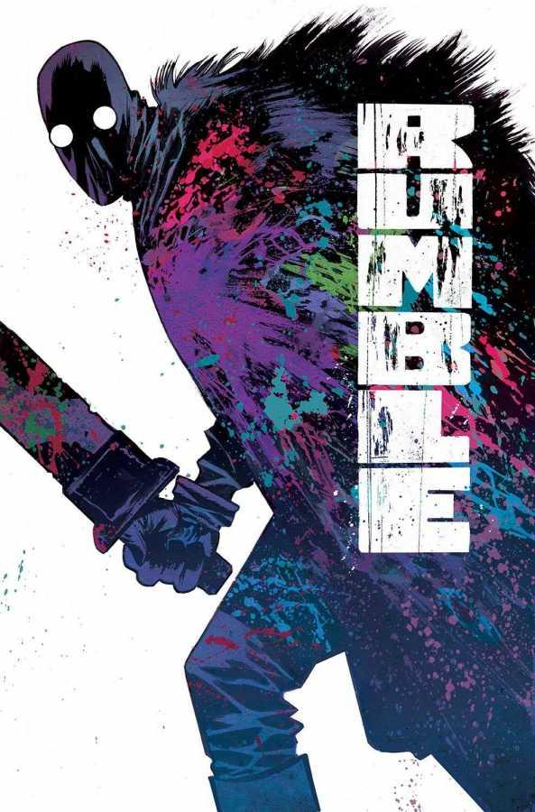Image - Rumble Vol 3 Immortal Coil TPB