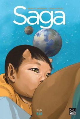Saga Özel Edisyon Sert Kapak Cilt 1