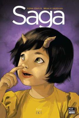 Saga Özel Edisyon Sert Kapak Cilt 2