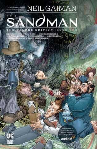 DC - Sandman Deluxe Edition Book 1 HC