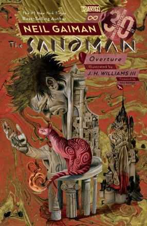 Vertigo - Sandman Overture 30th Anniversary Edition TPB